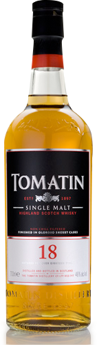 18 years old Tomatin