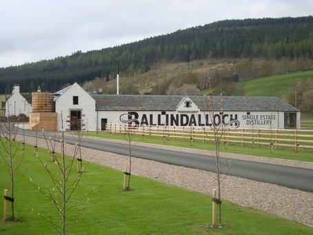 Ballindalloch - kleine Craft-Distillery