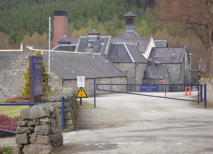 Royal Lochnagar Distillery, Active