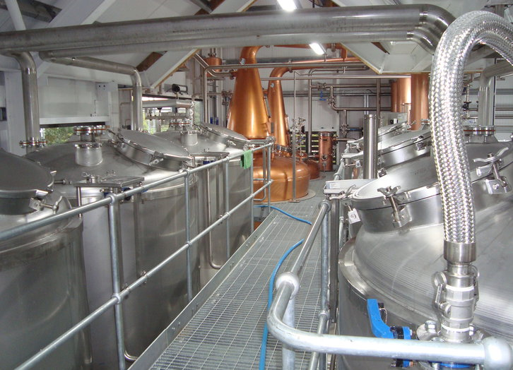 washbacks und stills