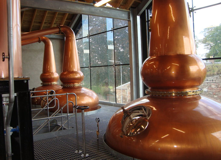Lindores Abbey Distillery, Active