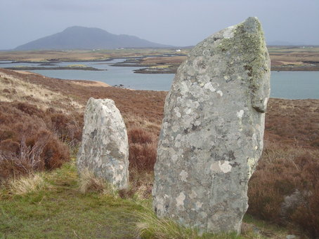 North Uist - Outer Hebrides - Stone Circle