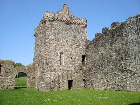 Skipness-Castle