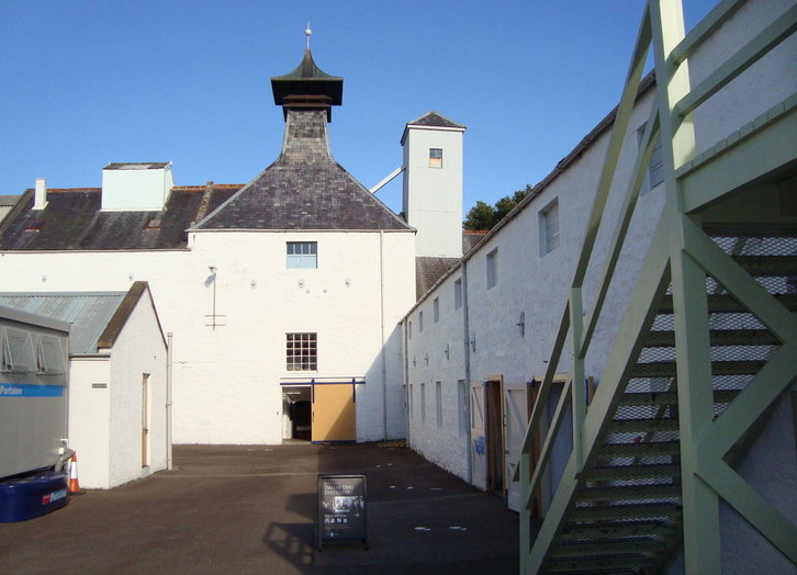 Dallas Dhu Distillery, Closed