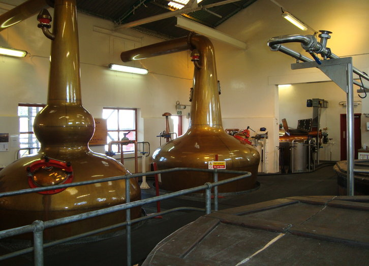 Benromach Distillery, Active
