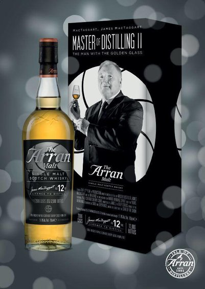Arran Master of Distilling II 12y 2006 OA