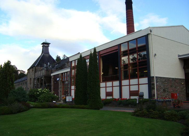 Aberfeldy Distillery, Active