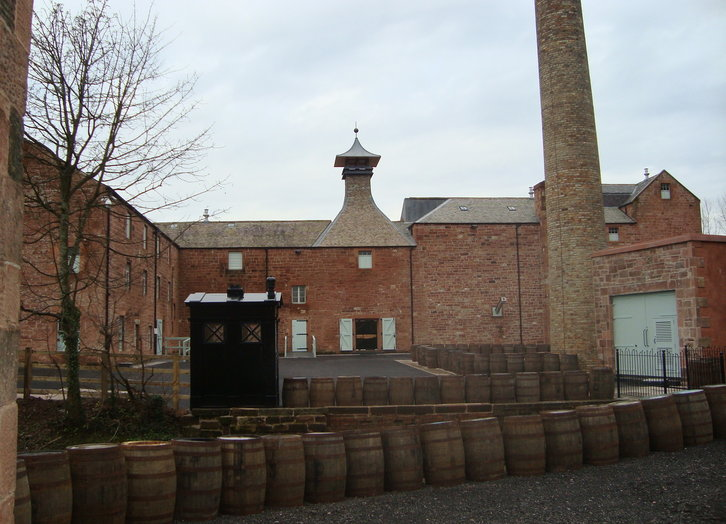 Annandale Distillery, Active