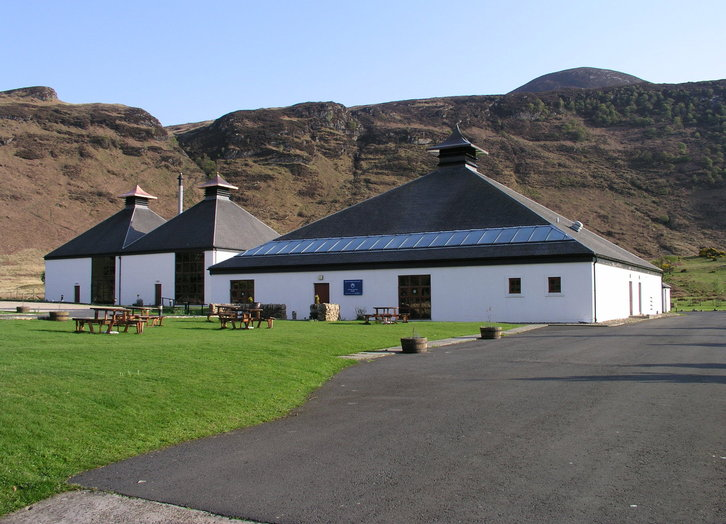 Arran Distillery, Active