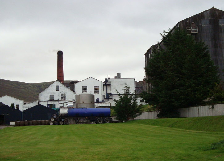 Balmenach Distillery, Active