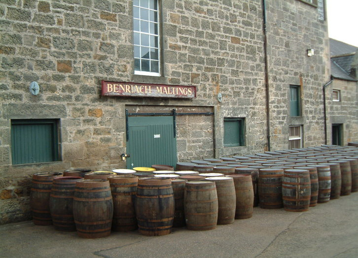 BenRiach Distillery, Active