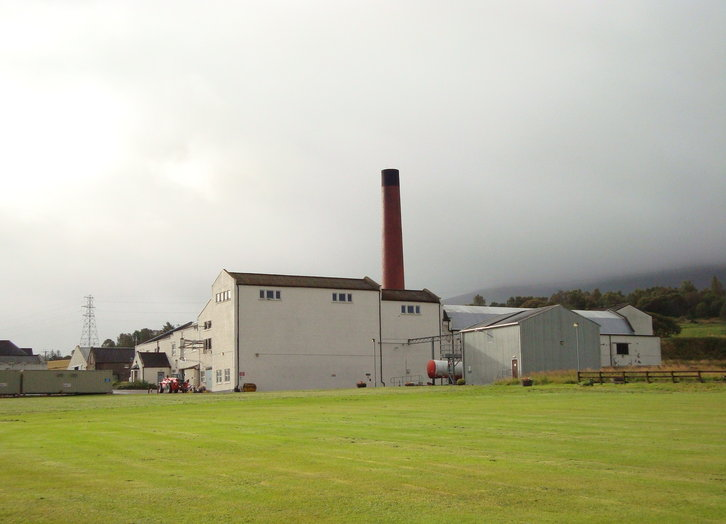 Benrinnes Distillery, Active