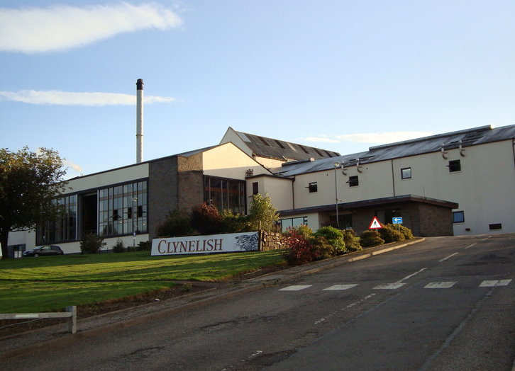 Clynelish Distillery, Active