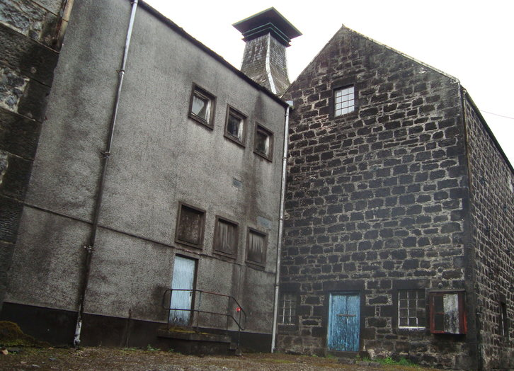 Convalmore Distillery, Dismantled