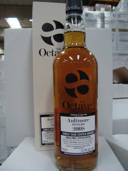 Aultmore Potstill Edition 2008 DT