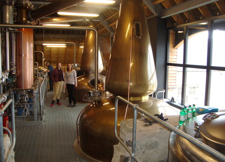 Ncn'ean Distillery, Active