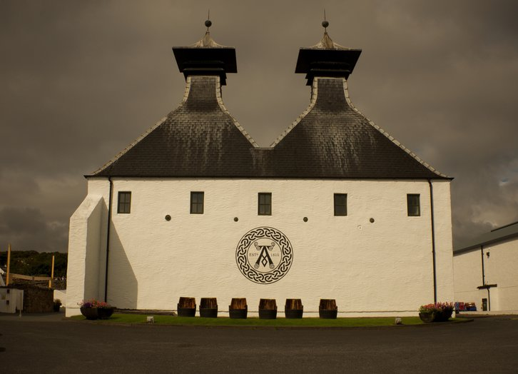 Ardbeg Distillery, Active