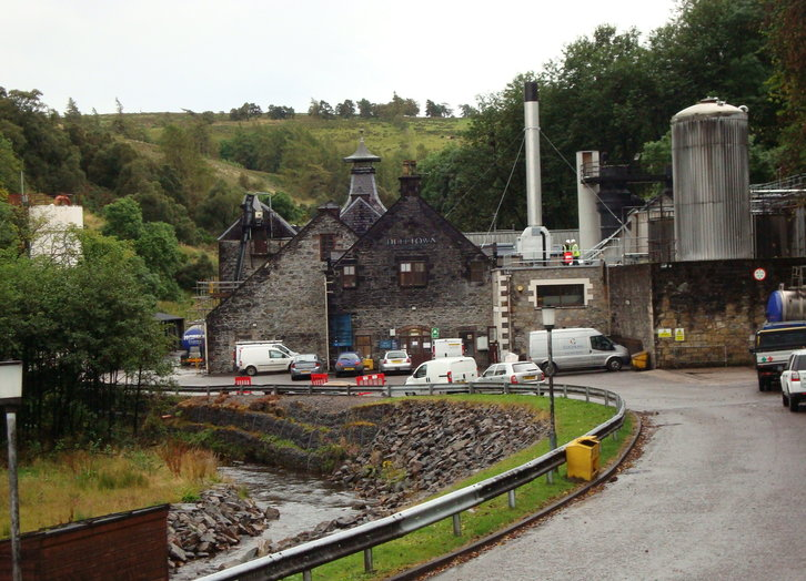 Dufftown Distillery, Active