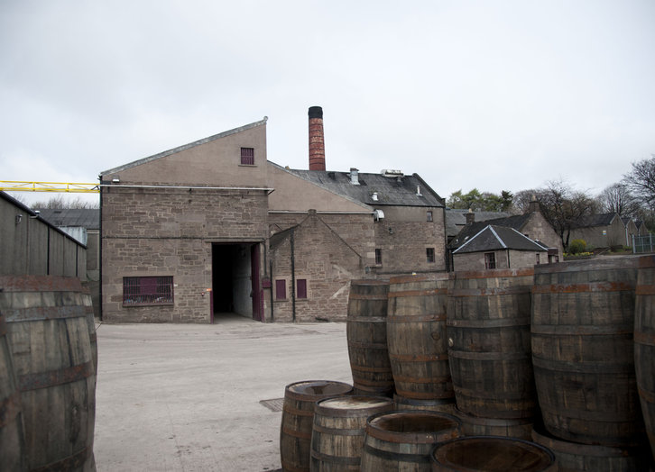 Glencadam Distillery, Active