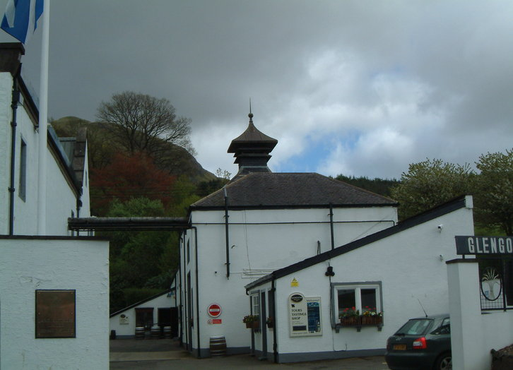 Glengoyne Distillery, Active