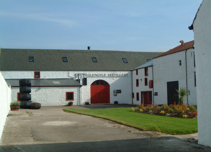 Glengyle Distillery, Active