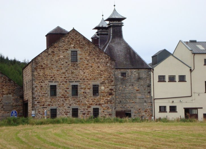 Glentauchers Distillery, Active