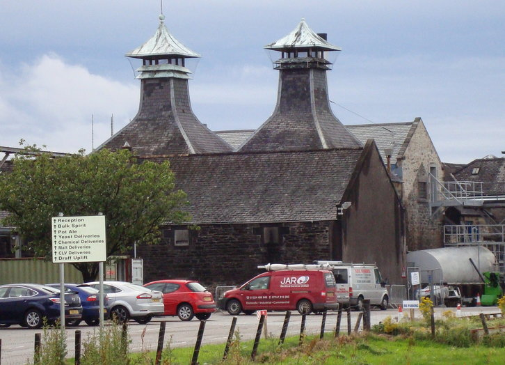 Inchgower Distillery, Active