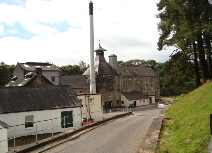 Speyburn Distillery, Active