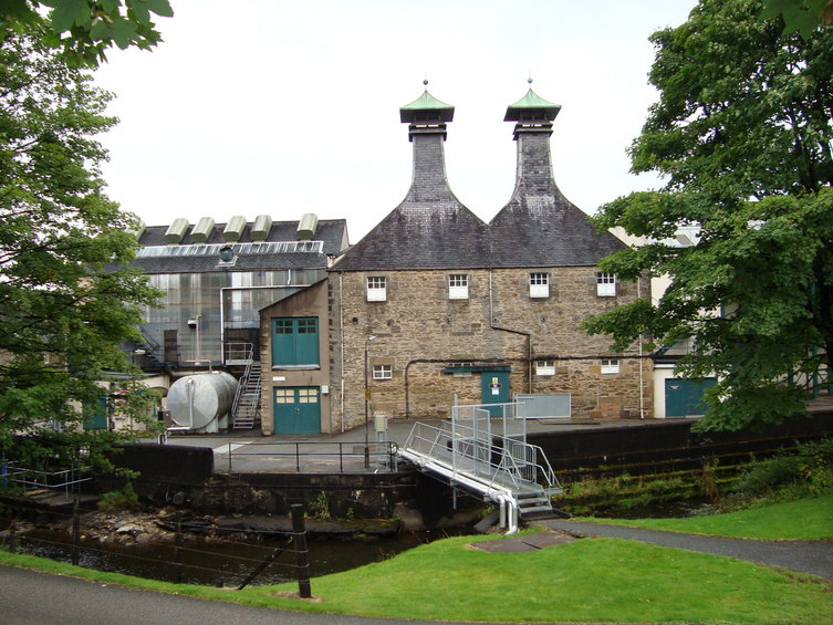 Strathmill Distillery