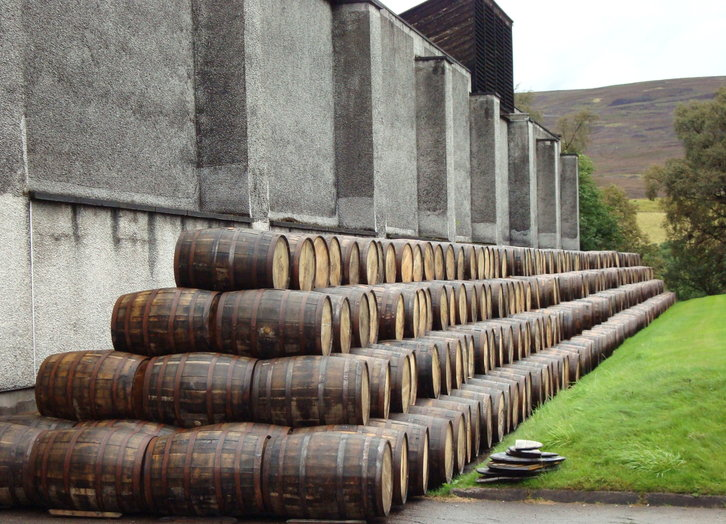 Tomintoul Distillery, Active