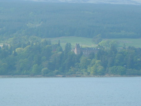 Brodick Castle of Arran