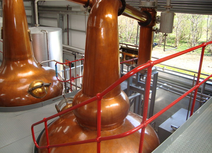 Wolfburn Distillery, Active