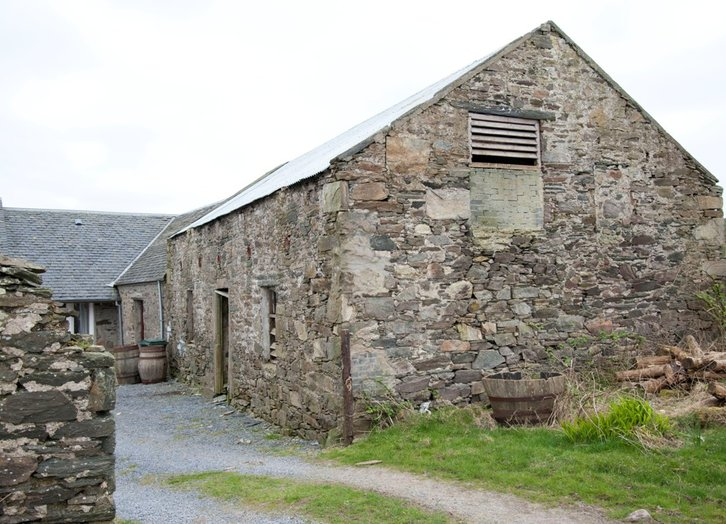 Octomore Distillery