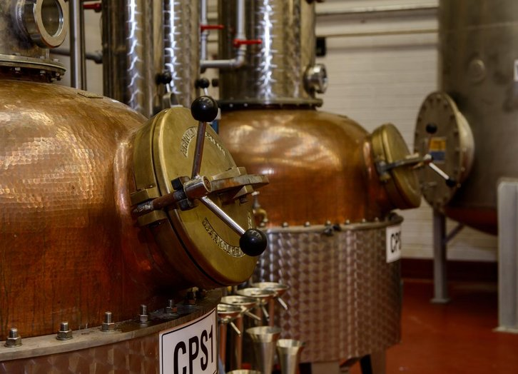 West Cork Distillery, Active © West Cork Distillers